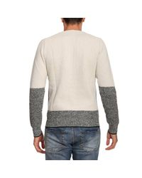 Paolo Pecora - Gray Sweater Men for Men - Lyst