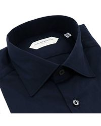 Guglielminotti Blue Shirt Men for men