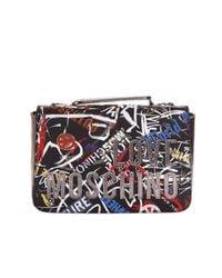 Love Moschino - Black Handbag Women - Lyst