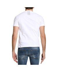 EA7 - White T-shirt Men Ea7 for Men - Lyst