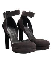 Stuart Weitzman - Black Pumps Shoes Woman - Lyst