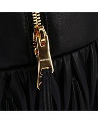 Miu Miu - Black Backpack Shoulder Bag Women - Lyst