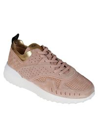 Tod's - Pink Sneakers Shoes Women - Lyst