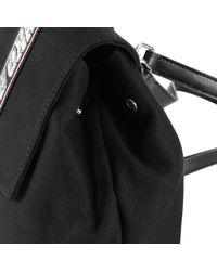 Pinko - Black Backpack Shoulder Bag Women - Lyst