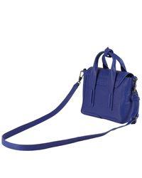 3.1 Phillip Lim - Blue Handbag Woman - Lyst