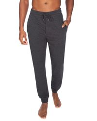 Unsimply Stitched | Gray Lightweight Cotton Jersey Cuffed Lounge Pants for Men | Lyst