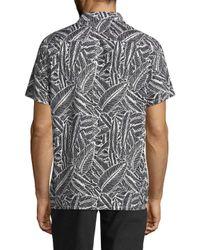 Life After Denim - Black Amazon Cotton Sportshirt for Men - Lyst