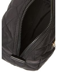 Marc Jacobs - Black Quilted Large Cosmetic Case - Lyst