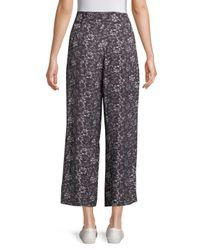 Banjanan - Gray Canyon Floral Pants - Lyst