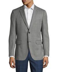 Theory - Gray Wellar Coburg Sportcoat for Men - Lyst