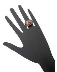 Effy - Metallic Sterling Silver Multi Sapphire Ring - Lyst