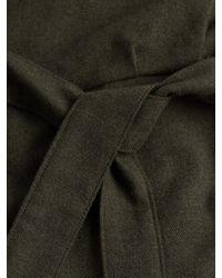 Tibi - Green Owen Wool Jumpsuit - Lyst