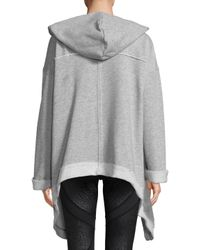 Just Live - Gray Cozy Cardi Long Sleeve Cardigan - Lyst