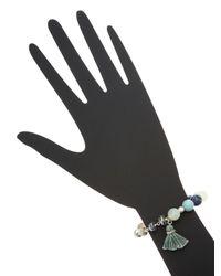 Chan Luu - Multicolor Mix Stone Corded Friendship Bracelet - Lyst