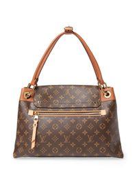 Louis Vuitton - Brown Lv Monogram A Olympe - Lyst