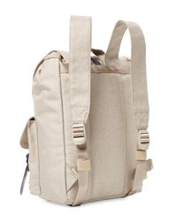 Herschel Supply Co. - Natural Dawson Flap Backpack - Lyst