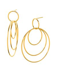 Gorjana - Metallic Wilshire Drop Earrings - Lyst