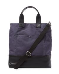 French Connection - Blue Mel Tote Bag - Lyst
