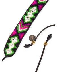 Deepa Gurnani - Multicolor Mack Choker Necklace - Lyst