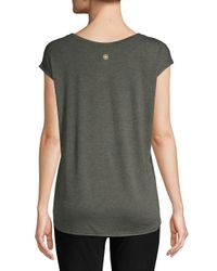 Gaiam - Multicolor Dani Om Tonight Tee - Lyst