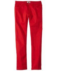 Naked & Famous - Super Skinny Guy Red Dragon Skinny Leg for Men - Lyst