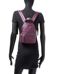 French Connection - Purple Jace Small Backpack - Lyst