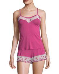 Paul & Joe Cosabella - Purple Bette Sleepwear Camisole - Lyst