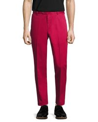 Brooks Brothers | Red Lightweight Advanced Milano Chino for Men | Lyst