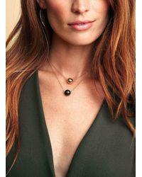 Gorjana & Griffin - Multicolor Power Gemstone Labradorite Bead Adjustable Necklace For Balance - Lyst