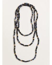 Gorjana & Griffin - Metallic Dakota Wrap Necklace - Lyst