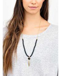 Gorjana & Griffin - Metallic Gypset Adjustable Necklace - Lyst