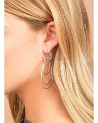 Gorjana & Griffin - Metallic Wilshire Earrings - Lyst
