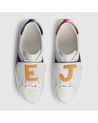 b5c8243ab Lyst - Gucci Diy Men's Ace Sneaker for Men