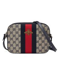 Gucci | Multicolor Original Gg Canvas Shoulder Bag | Lyst