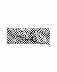 H&M   Black Hairband With A Knot   Lyst