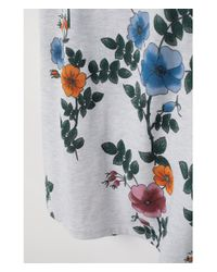 H&M - Multicolor + Printed T-shirt - Lyst