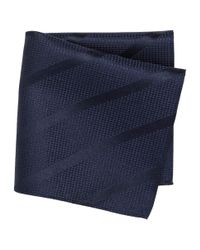 H&M - Blue Tie And Handkerchief for Men - Lyst