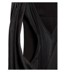 H&M - Black Mama Nursing Dress - Lyst