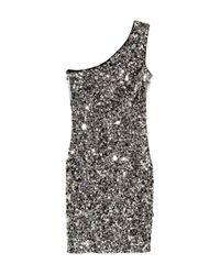 H&M | Black One-shoulder Dress | Lyst