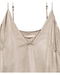 H&M - Multicolor Slip Dress - Lyst