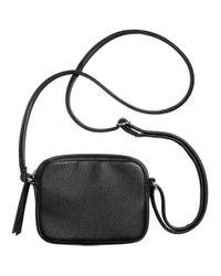 H&M - Black Mini Shoulder Bag - Lyst