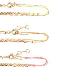 H&M - Multicolor 3-pack Bracelets - Lyst