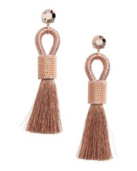 H&M | Multicolor Earrings With Tassels | Lyst