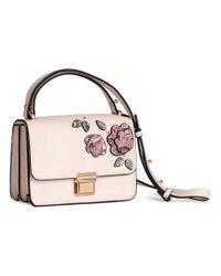 H&M - Pink Shoulder Bag - Lyst