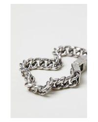 H&M - Metallic Metal Bracelet - Lyst
