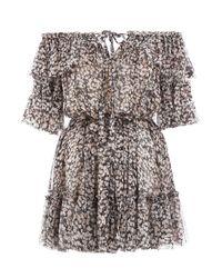 Zimmermann - Multicolor Prima Cherry Frill Dress - Lyst