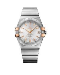 Omega - Metallic Constellation Co-axial Watch - Lyst