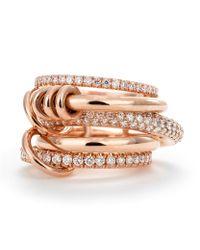 Spinelli Kilcollin | Metallic Venus Ring | Lyst