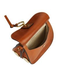 Chloé - Brown Small Kurtis Shoulder Bag - Lyst