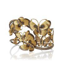 Annoushka | Metallic Butterflies Cuff | Lyst